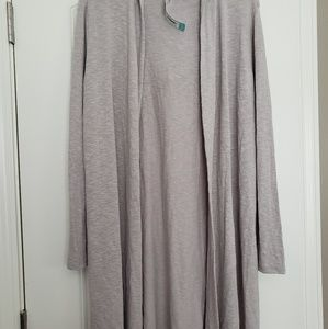 Laila Jayde Molli Hooded Open Cardigan